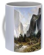 Yosemite Valley, C1860 Coffee Mug