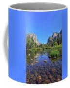 Yosemite Valley, California Coffee Mug