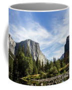 Yosemite Valley Coffee Mug