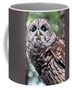 You Can Call Me Owl 2 Coffee Mug