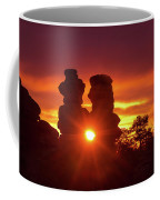 You Can Preach A Better Sermon With Your Life Than With Your Lips. Coffee Mug