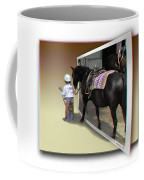 You Come With Me - Use Red-cyan 3d Glasses Coffee Mug