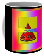 Abstract You Crack Me Up Coffee Mug