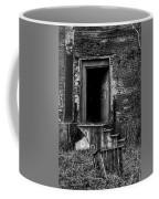 You Go First  Coffee Mug