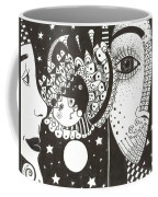 You Me The Stars And The Moon Coffee Mug