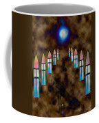 You Pray For Coffee Mug