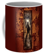 You Shot A Hole In My Soul Coffee Mug