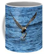 Young Bald Eagle II Coffee Mug