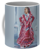 Young Dancer At Arneson Theater Coffee Mug