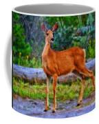 Young Doe Coffee Mug