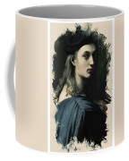 Young Faces From The Past Series By Adam Asar, No 32 Coffee Mug