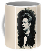 Young Faces From The Past Series By Adam Asar, No 44 Coffee Mug