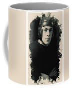 Young Faces From The Past Series By Adam Asar, No 67 Coffee Mug