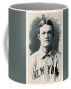 Young Faces From The Past Series By Adam Asar, No 79 Coffee Mug
