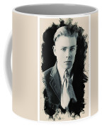 Young Faces From The Past Series By Adam Asar, No 90 Coffee Mug
