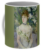 Young Girl In A Ball Gown Coffee Mug