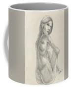 Young Girl In The Sun Coffee Mug