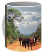 Young Herders, Zambia Coffee Mug