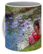 Young Khmer Girl - Cambodia Coffee Mug