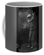 Young Knickerbocker Golfer Coffee Mug