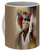 Pow Wow Young Man Coffee Mug