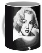 Young Marilyn Coffee Mug