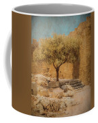 Rhodes, Greece - Young Olive Coffee Mug by Mark Forte