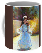 Young Queen Esther Coffee Mug by Talya Johnson