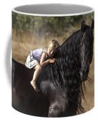 Young Rider Coffee Mug