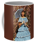 Young Southern Belle Coffee Mug