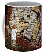 Young Vandal Too Coffee Mug