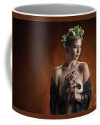 Young Woman Nude 1729.179 Coffee Mug