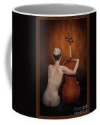 Young Woman Nude 1729.190 Coffee Mug