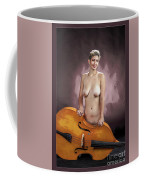 Young Woman Nude 1729.200 Coffee Mug