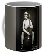 Young Woman Nude 1729.564 Coffee Mug