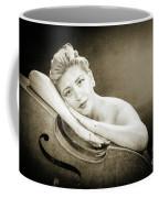 Young Woman Nude 1729.573 Coffee Mug