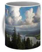 Youngs Bay And Clouds Coffee Mug