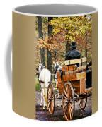 Your Carriage Awaits Coffee Mug