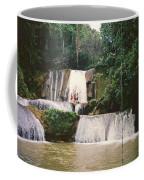 Ys Falls Jamaica Coffee Mug