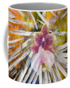 Yucca Dreaming Of Orchids Coffee Mug