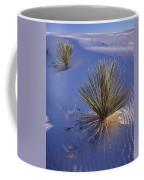 Yucca In Gypsum Sand Coffee Mug