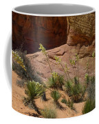 Yucca Plants Valley Of Fire Coffee Mug