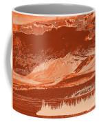 Yukon Mountain Range 5 Coffee Mug