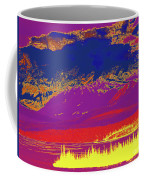 Yukon Mountain Range 7 Coffee Mug