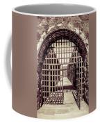 Yuma Territorial Prison Gate Coffee Mug
