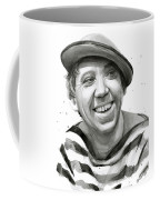 Yuriy Nikulin Portrait Coffee Mug
