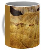 Zabriskie Point, Death Valley Coffee Mug