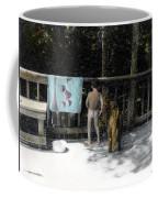 Zach And Jack  Coffee Mug by Wayne King
