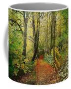 Zac's Fav Walk Coffee Mug