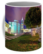 Zadar Historic Square Evening View Coffee Mug